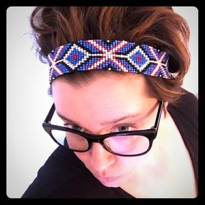 Accessories - Beaded stretch headband